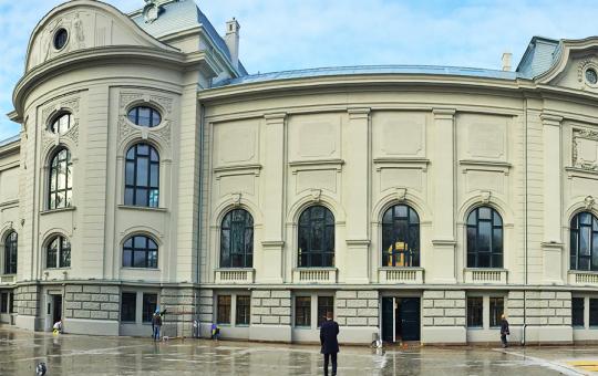Latvijos Nacionalinis Meno Muziejus (LNMM)